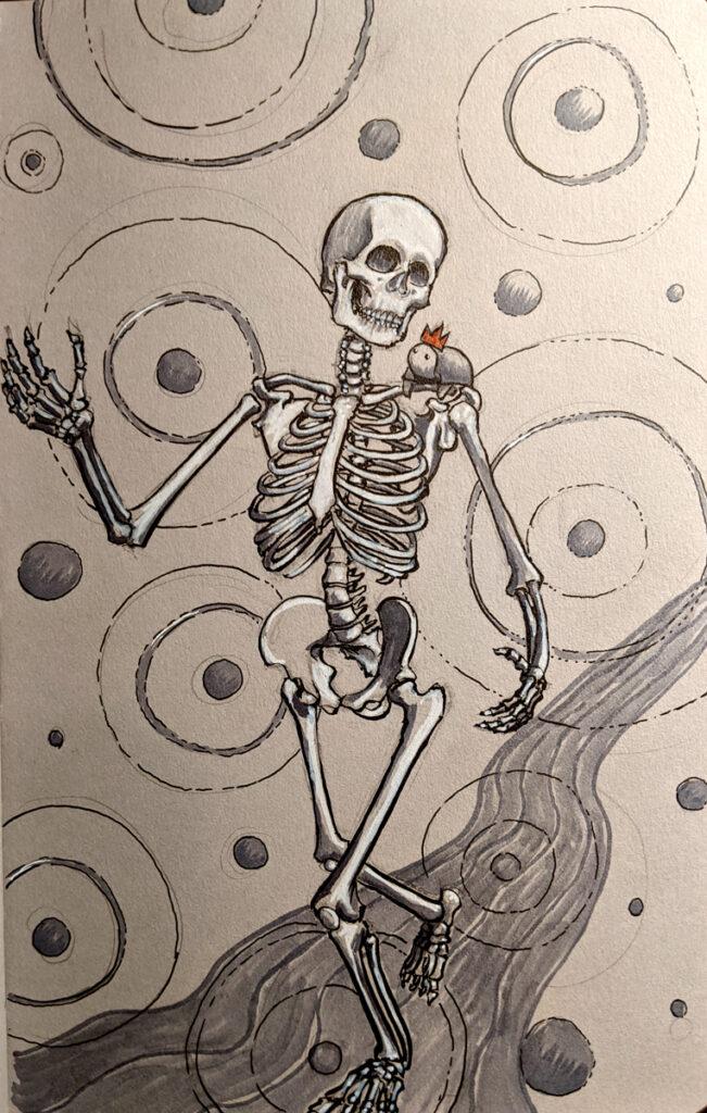 Skeleton and Speedy